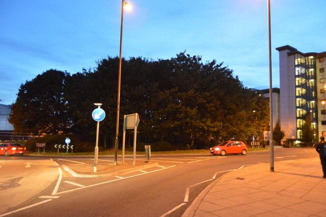 Roundabout, Fratton