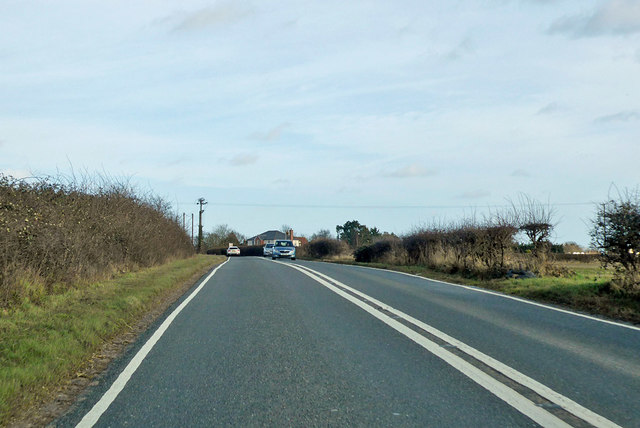 B1033 Colchester Road