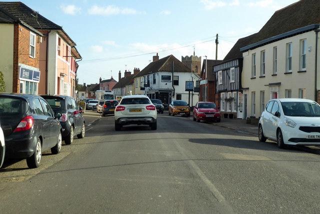 High Street, Thorpe-le-Soken
