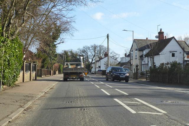 Abbey Street, Thorpe-le-Soken