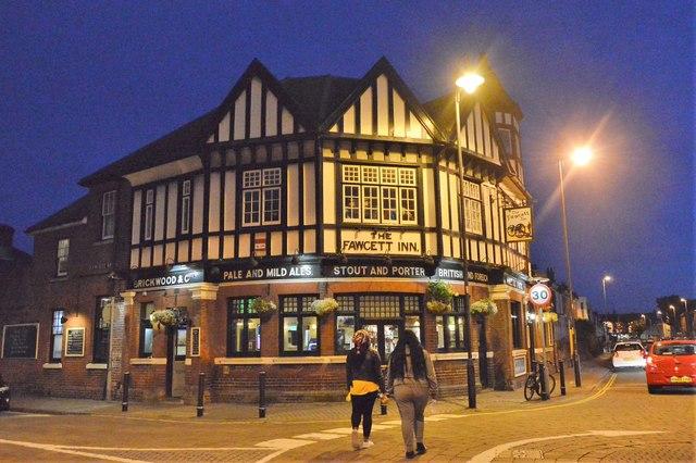 The Fawcett Inn