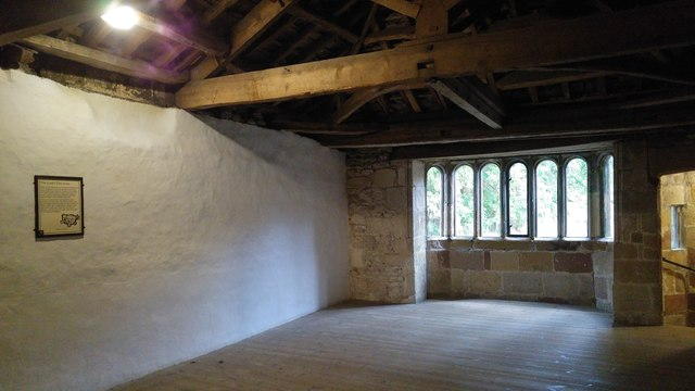 The Lord's Dayroom, Skipton Castle