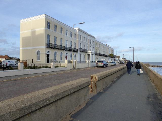 Terrace on East Terrace, Walton-on-the-Naze