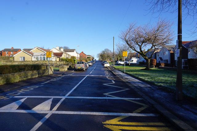 Station Lane, Birkenshaw