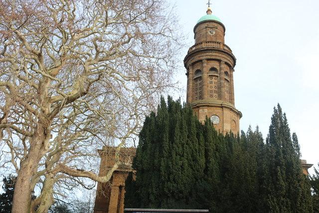 St Mary the Virgin Church, Banbury