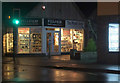 SW9872 : Photo Shop Cornwall, Wadebridge, by night by Derek Harper