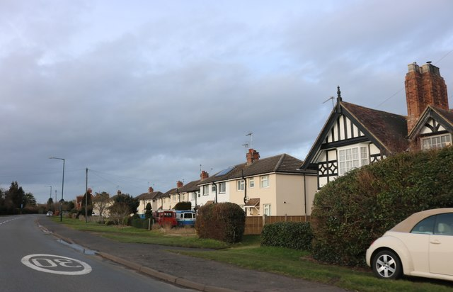 Kineton Road, Wellesbourne