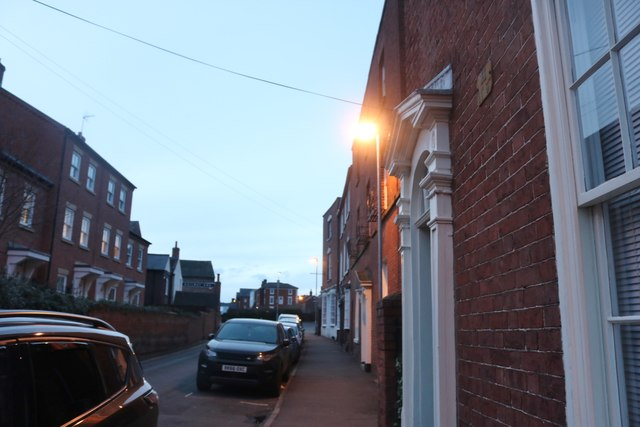 Lichfield Street, Stourport