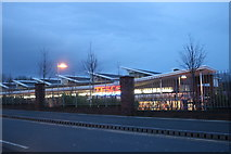 SO8171 : Tesco Superstore, Stourport by David Howard
