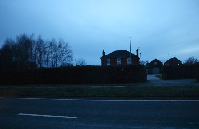 The A449, Oldfield