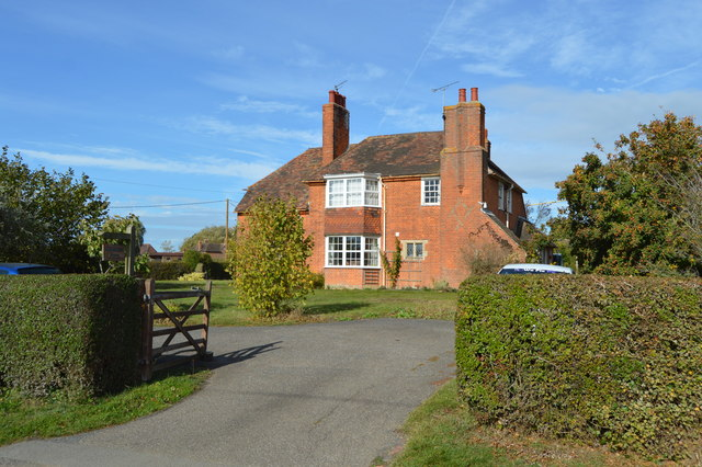 Sandhurst Farmhouse