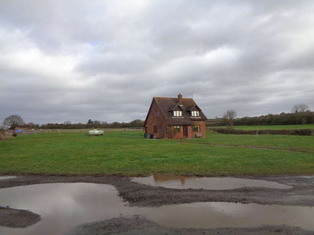 Separate house at Broadclose Farm, Inkberrow