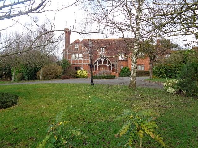 Large house at Radford