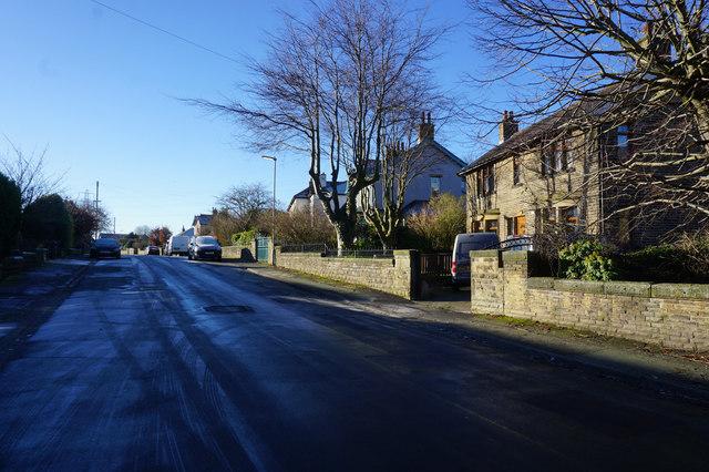 Moorhouse Lane, East Bierley