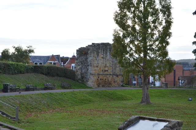 The Bailey, Tonbridge Castle