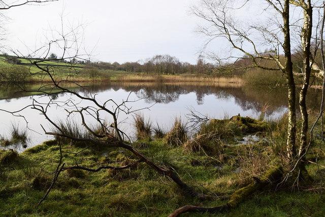Claraghmore Lough