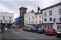 SO7193 : High Street, Bridgnorth by Richard Webb