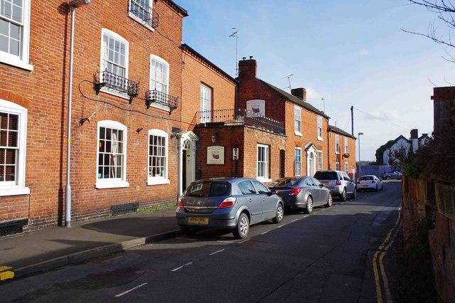 Baldwin House Guest House (1), 8 Lichfield Street, Stourport-on-Severn