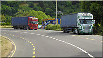 X0980 : Layby near Youghal by David Dixon