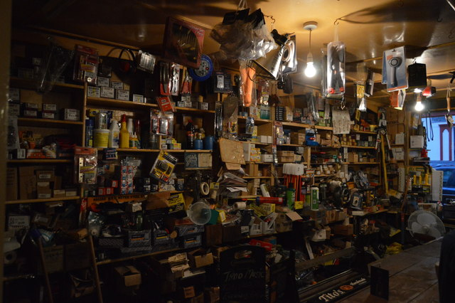 Foxy Johns - pub or hardware store?