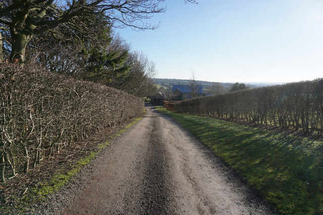 Spen Valley Heritage Trail towards Hunsworth Farm