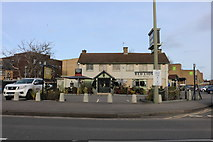 SP4914 : The Red Lion, Kidlington by David Howard