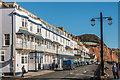 SY1287 : York Terrace, The Esplanade by Ian Capper