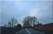 SO8763 : Ombersley Road by Westwood Lodge by David Howard