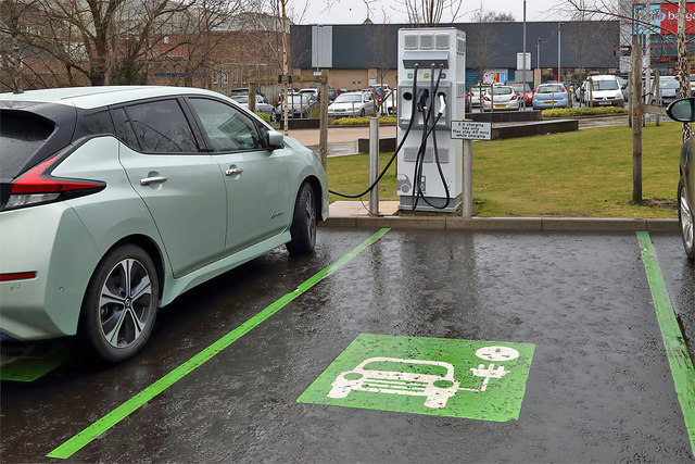 Image result for electric vehicle charging points
