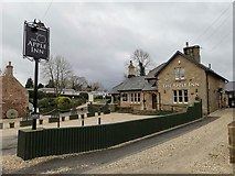 NU1530 : The Apple Inn, Lucker by Chris Morgan