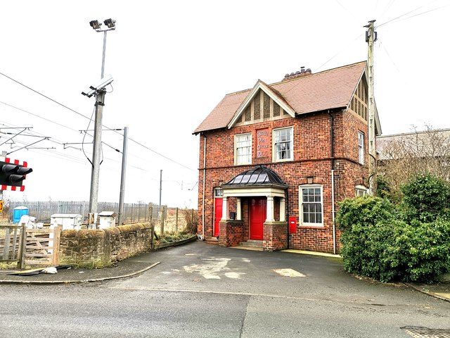 Old Post Office, Chathill
