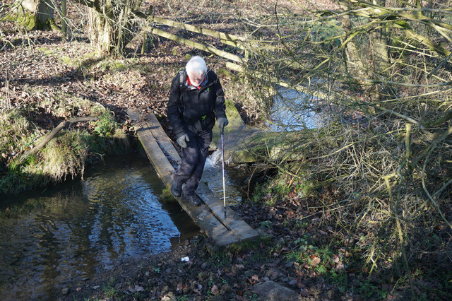 Spen Valley Heritage Trail at Lodge Beck