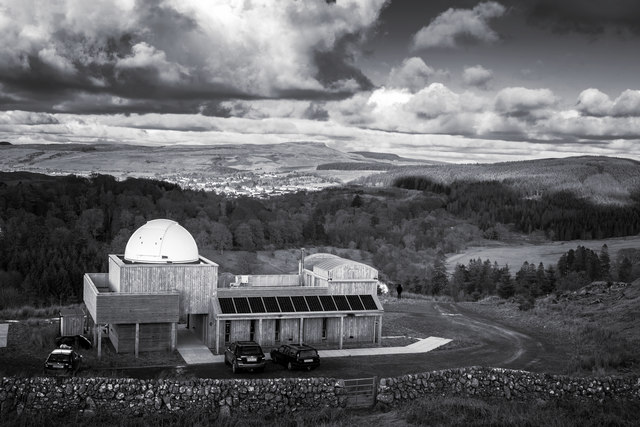 The Scottish Dark Sky Observatory
