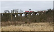 NU2212 : LNER train heads north by Russel Wills