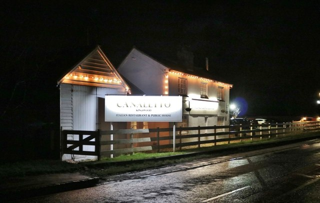 The Canaletto Restaurant, Kingswood