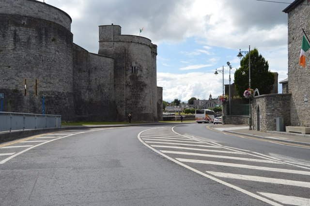 Castle St and Castle of St John