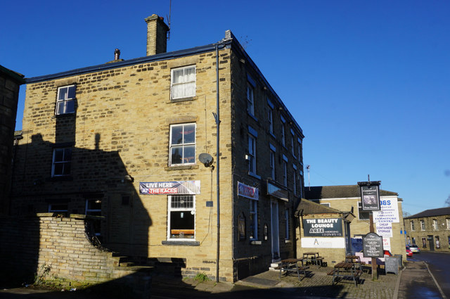The Commercial on Bradford Road, Cleckheaton