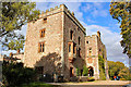 SD1096 : Pele Tower at Muncaster Castle by Jeff Buck