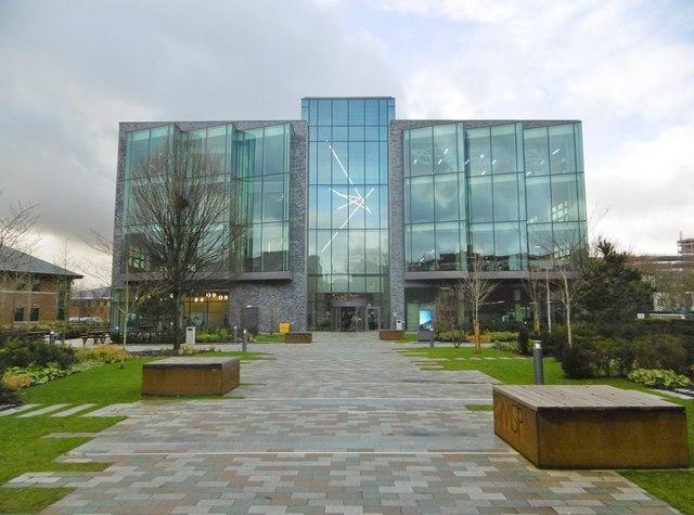 Greenheys, Bright Building