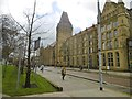 SJ8496 : Manchester, Whitworth Building & Hall by Mike Faherty