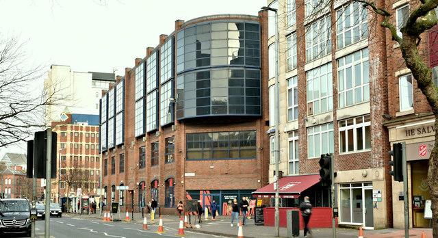 The Movie House, Belfast (February 2019)