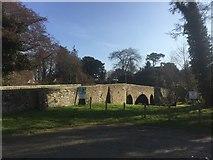 SO3958 : Bridge, Pembridge by Richard Webb