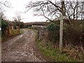 SJ0778 : Offa's Dyke Path signpost by Eirian Evans