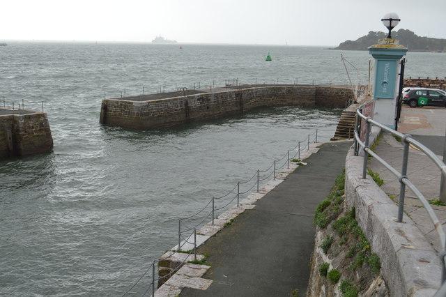 West Hoe Harbour