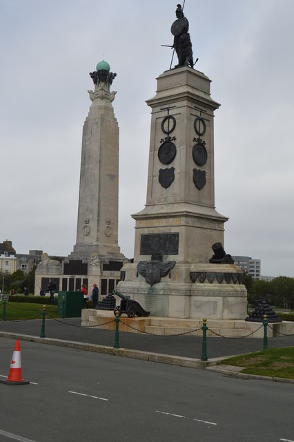 Armada Memorial and Naval Memorial