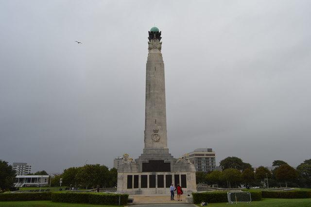 Plymouth Naval Memorial