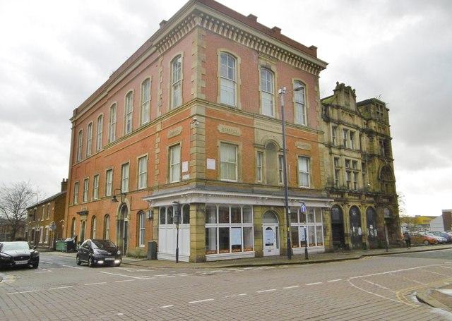 Ashton-under-Lyne, Oddfellows Hall