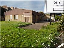 NT2774 : Abbeyhill Telephone Exchange, Edinburgh (1) by David Hillas