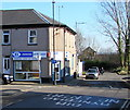 ST2996 : Jenkins Opticians, 13 New Street, Pontnewydd, Cwmbran by Jaggery