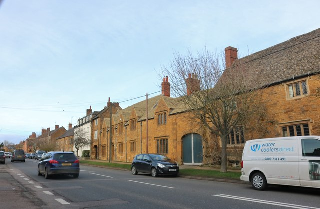 New Street, Deddington
